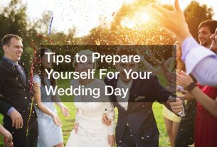 how to prepare for your wedding day beauty