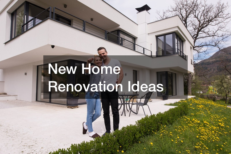 new home renovation ideas